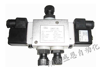 二位三通电磁空气阀DCF23S